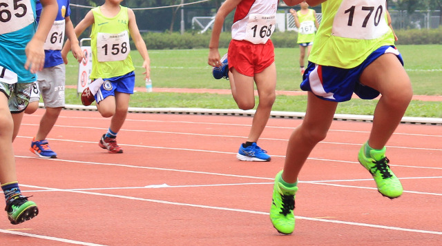 trcanje maraton deca