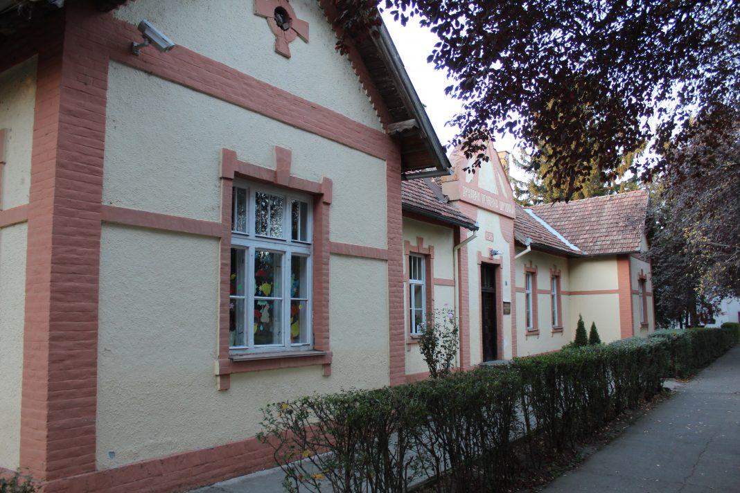 Osnovna škola Nikola Tesla Lipar - Naše Mesto