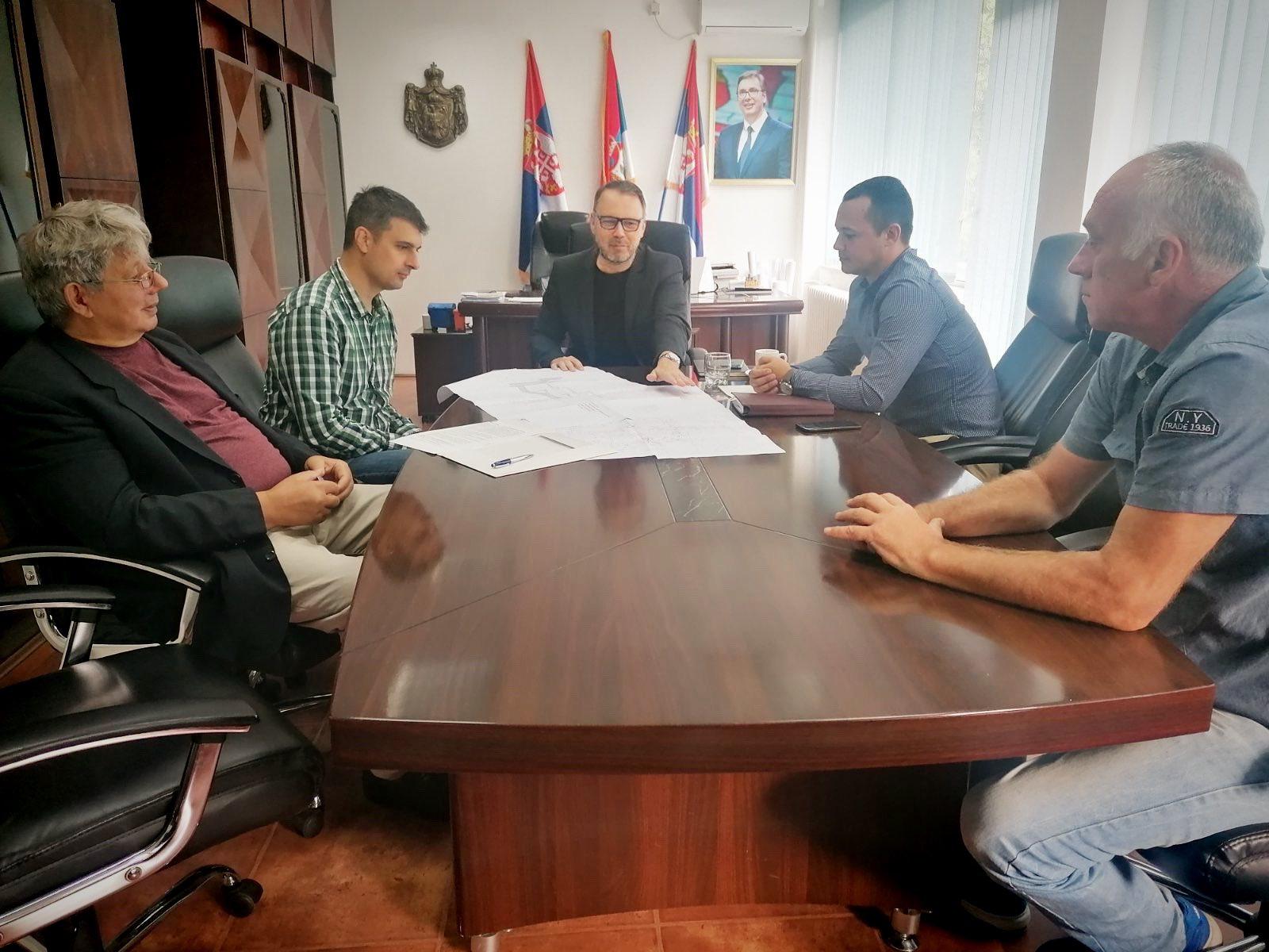 Predstavnicima Skupštine stanara Fragmenta predstavljen projekat sanacije